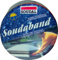 Tape assembly bituminous SOUDABAND 150 of mm x 10 m