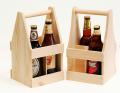 Caixas e caixilhos de madeira
