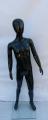 Манекен детский лакированный мальчик Код: B-006