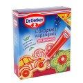 Карандаши Dr.Oetker сахарные 4 цвета 76г