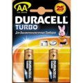 Батарейка Duracell MX 1500 02 Turbo AA 2шт/уп