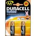 Батарейка Duracell MX 1500 02 Turbo AA 2шт/уп