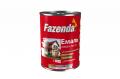 Эмаль алкидная ПФ-115 Fazenda темно-серая 2,8 кг