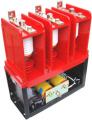 Контакторы вакуумные высоковольтные КВв 3-630/7,2-5,0. Вакуумные контакторы характеризуются небольшими габаритными размерами и малой массой. Ресурс работы в разы больше чем у аналогичного типа электромагнитных контакторов.