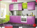 Кухня модульная MoDa виолетта 2900 мм