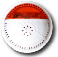 Оповещатель звуковой беспроводной (ОЗБ) Интеграл-С-РК для охранной сигнализации