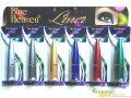 Линер серебристый подводка для глаз, Kajal Liner Blue Heaven color line
