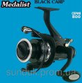 Рыболовная катушка Konger Medalist Black Carp 840,850 FD/FSS 5073850