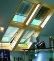 Мансардное окно ROTO Designo R45 H из дерева 5/7