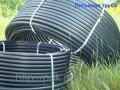 Полиэтиленовые водопроводные трубы  на 16 атм. d=32 мм