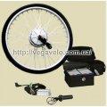 Электронабор 350W для велосипеда 26