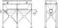Дозатор весовой автоматический ДК-1000-ТШ