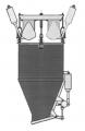 Дозатор весовой автоматический АД-900-2П для песка