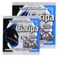 Багира парафинованные брикеты - родетницид, ukravit 200 гр