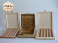 Коробки для сигар деревянные