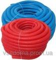 Гофрированный рукав для водоснабжения и отопления 18/22 красный/ синий (50м)