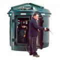 Контейнерная АЗС Harlequin 5000FS Fuel Station для хранения и раздачи дизельного топлива.
