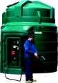 Контейнерная АЗС Harlequin 10000FS Fuel Station для хранения и раздачи дизельного топлива