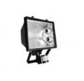 Прожектор под энергосберегающие лампы с датчиком движения e.save.light.2e27.move