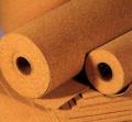Подложка пробковая для укладки паркетной доски толщ. 1,8 мм, 10м в рулоне.,