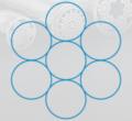 Канат сталевий одинарної свивки типу ЛК- ПРО, конструкція - 1x7(1+6), примененние: бензельние, розтяжки, ванти, що направляють для повітряних ліній    ДЕРЖСТАНДАРТ 3062, DIN 3052, DIN EN 12385-4, пр-у Стальканат-Силур, Харків