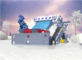 Конструктор Максимко-106: Снегоход