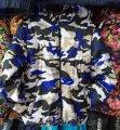 Детская куртка ветровка на девочку Камуфляж на 3-8 лет, код товара 227349295