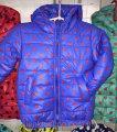 Детская куртка ветровка на девочку Сердечко 92-116 электрик, код товара 241680730