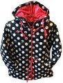 Детская куртка парка на 2-7 лет горох, код товара 241724217