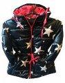Детская куртка парка на 2-7 лет звезда, код товара 241724657
