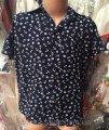Детская летняя рубашка 116-134, код товара 265070067