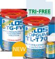 Клей  NILOS TOPGUM TL-T70  (для стыковки конвейерных лент, Tri-Free)