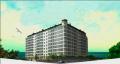 Profitable apartments with a panoramic view of the sea. Zatoka.