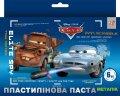 Шариковый мелкозернистый пластилин  Волшебный бисер  металлик 6цв по 20гр Cars 463390