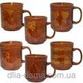 Чашка керамическая А, В,С 260 мл 11000