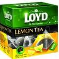 Чай LOYD черный Лимон (1,7g x 20)