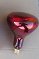 Лампа инфракрасная 250w ИКЗК для обогрева цыплят, поросят