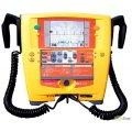 Дефибриллятор - монитор CARDIO-AID 200 с многоразовыми электродами + термопринтер + модуль управления ритма + пульсоксиметр + модуль для измерения неинвазивного артериального давления