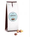 Шоколадные драже с арахисом