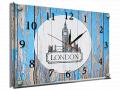 Часы под стеклом 30 х 40 см L-3