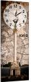 Часы на холсте 30 х 75 см CH-74