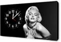Часы на холсте 30 х 53 см MO2