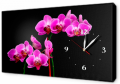 Часы-картина на холсте 30 х 53 см C40