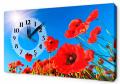 Часы-картины на холсте 30 х 53 см C189