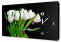 Часы на холсте 30 х 53 см C246