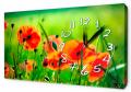 Часы на холсте 30 х 53 см CH25