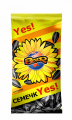Семечки подсолнечника жаренные Yes 90g