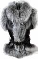 Пошив жилеток из меха под заказ по вашему эскизу в салоне-ателье Горностай