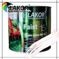 Paint bleached zinc MA-15