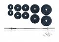 Штанга олимпийская 135 кг (гриф 220 см) (код SH-18)